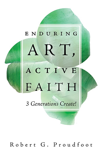 Enduring Art, Active Faith cover