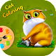 Download Cat Coloring Pages - Coloring Books For PC Windows and Mac