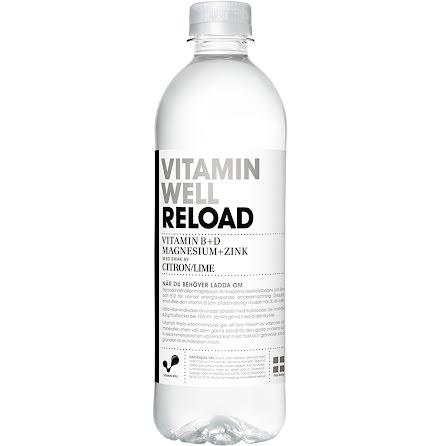 Vitamin Well Reload 50cl PET i