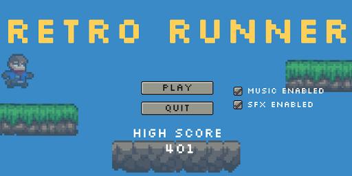 Retro Runner 1.0.0 screenshots 2