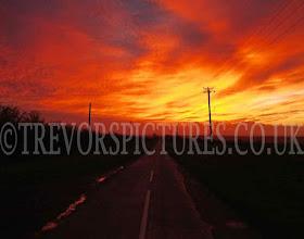 Photo: ROAD TO HEMINGBY