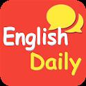 Speak English communication icon