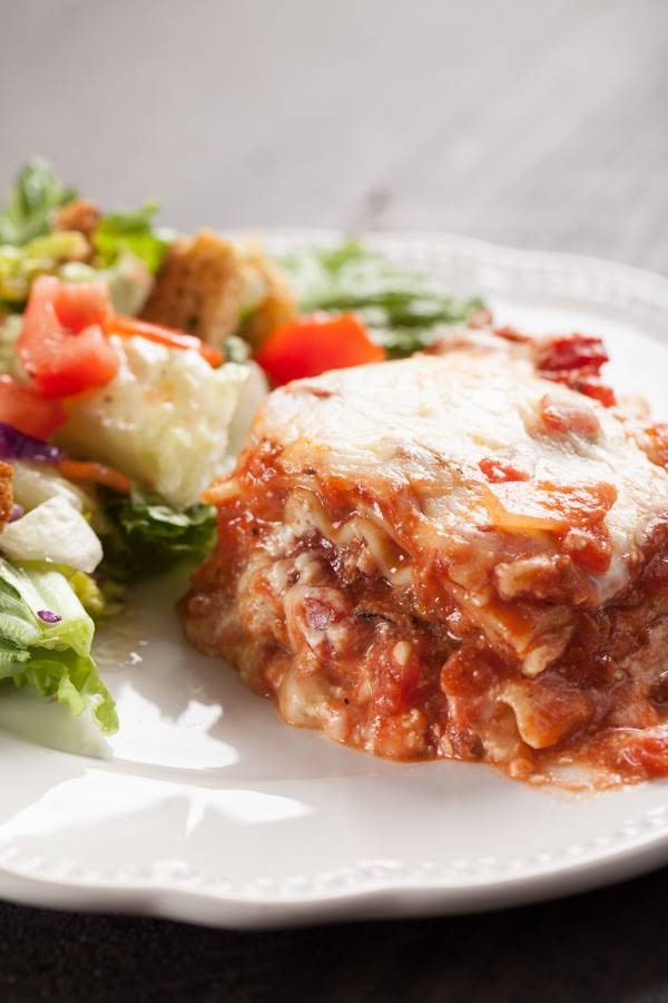10 Best Lasagna with Cream Cheese and Ricotta Cheese Recipes