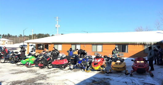 Breakfast Area, Snowmobile Team