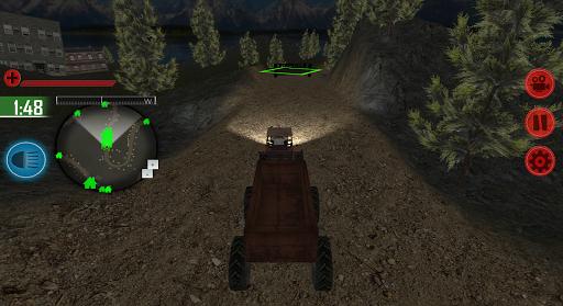 OffRoad Tractor Farming 3D  captures d'écran 1