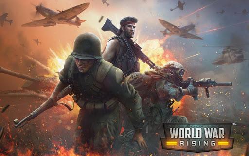 World War Rising screenshots 1