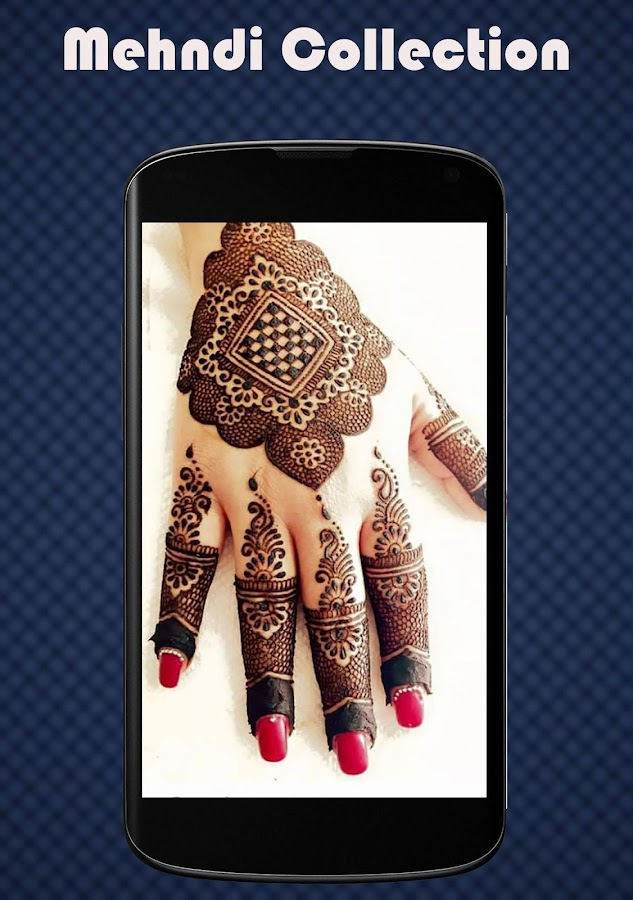 Mehndi App For Android : Mehndi design latest android apps on google play