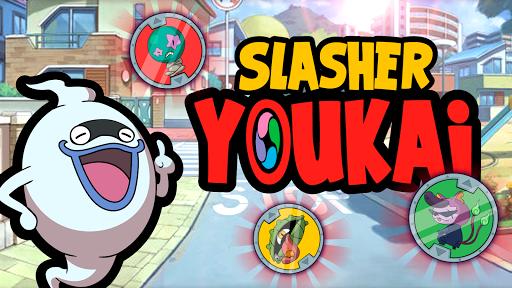 Slasher with Yo kai