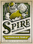 Spire Sparkling Pear