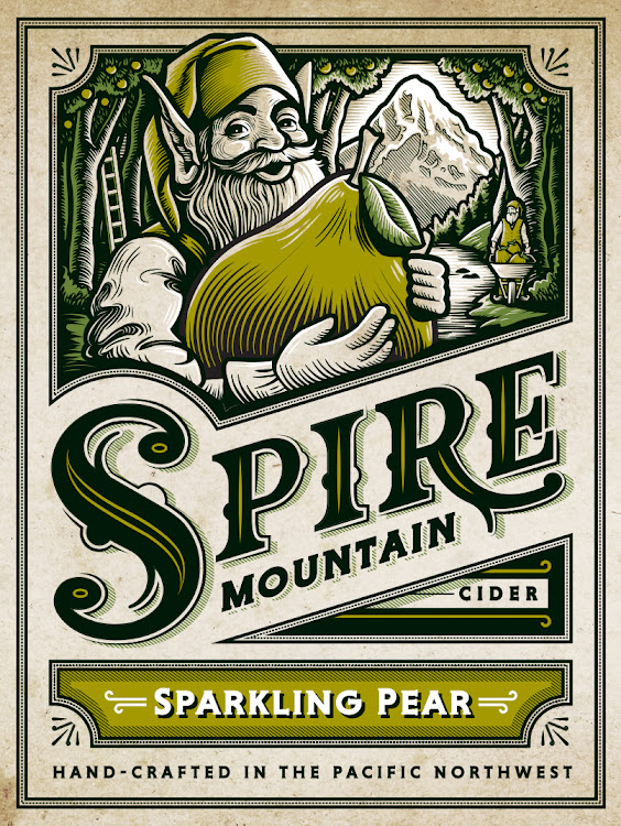 Logo of Spire Sparkling Pear
