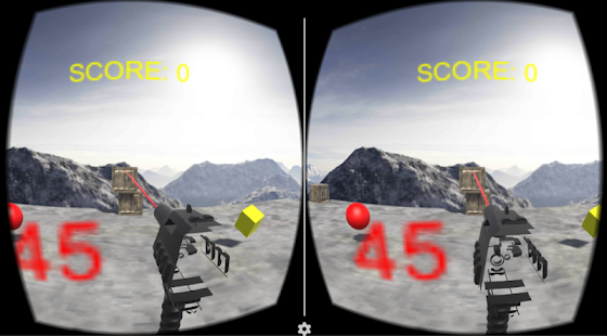 Shoot'em VR- screenshot thumbnail