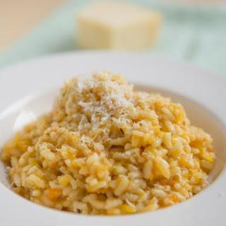 Chef Gordon Ramsay's Pumpkin And Pancetta Risotto