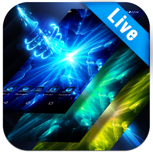 Electric Screen for Prank Live Wallpaper file APK for Gaming PC/PS3/PS4 Smart TV