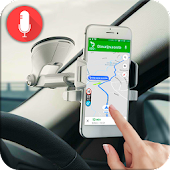 Gps Voice Driving Directions On Maps : Navigation