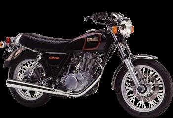Yamaha SR 500-manual-taller-despiece-mecanica