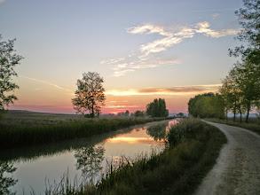 Photo: Etapa 15. Canal de Castilla