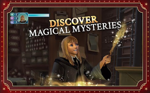 Harry Potter Hogwarts Mystery Mod Apk 2.8.0 [Unlimited Energy] 4