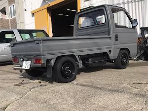 アクティトラック HA3のカスタム事例画像 Kei Truck'nさんの2021年01月26日18:42の投稿