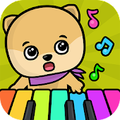 Piano and music games for kids