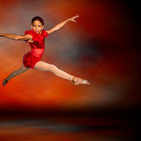 I believe I can fly by Sean Walker - People Musicians & Entertainers ( show, theater, ballerina, ballet, dancer, gymnast )