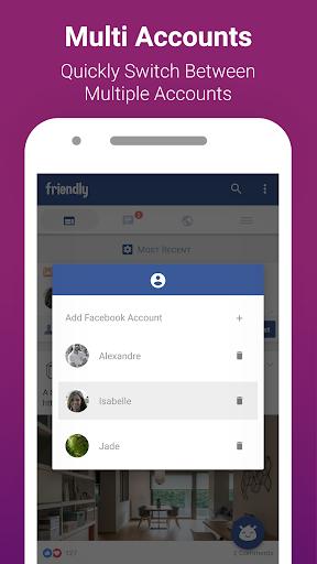 Friendly for Facebook screenshot 5