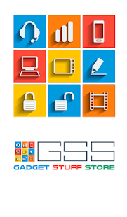 Gadget Stuff Store- screenshot thumbnail