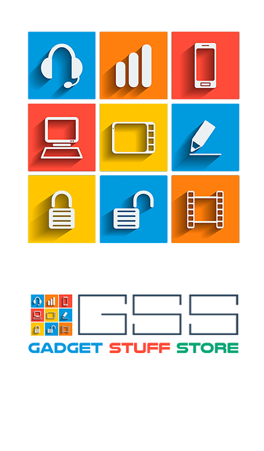 Gadget Stuff Store- screenshot