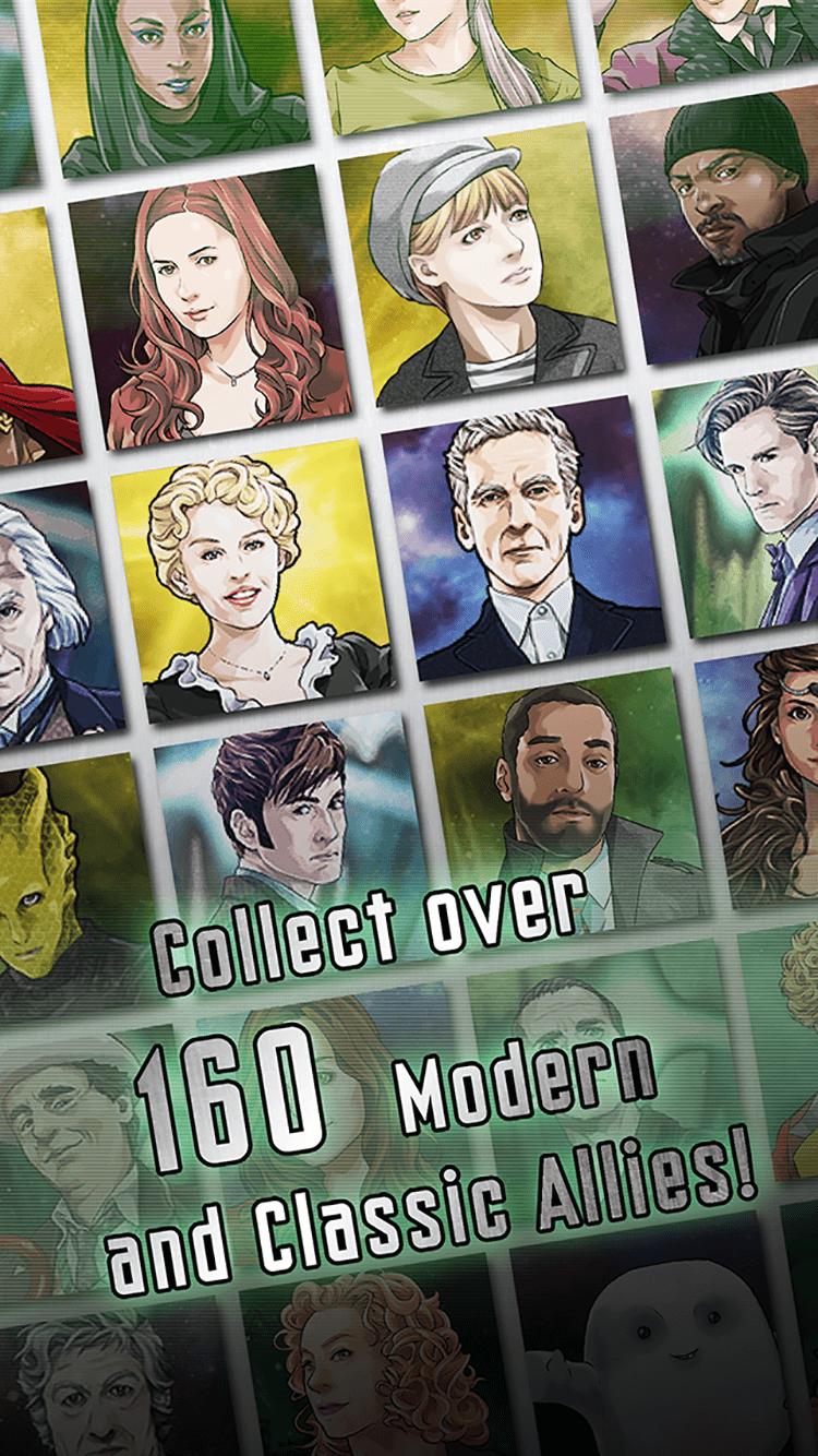Doctor Who: Legacy screenshot #3