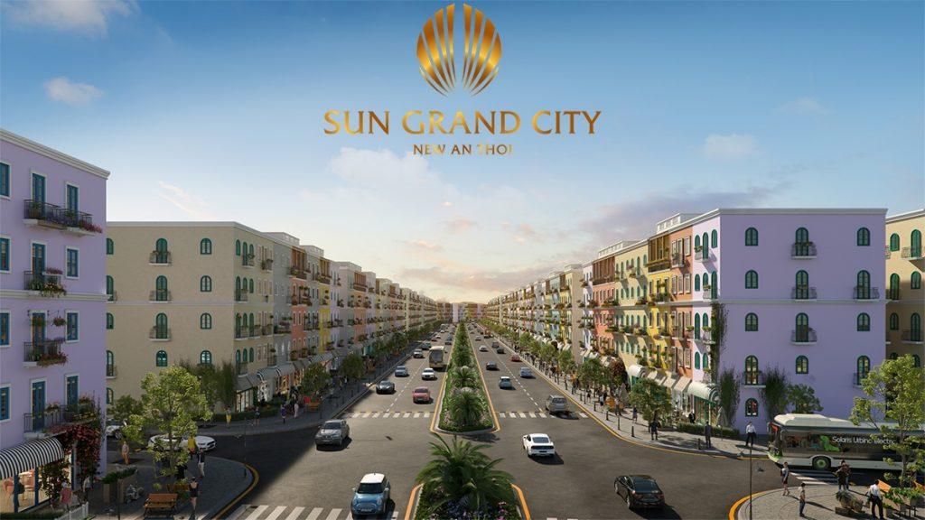 Sun Grand City New An Thới là dự án của Sun Group