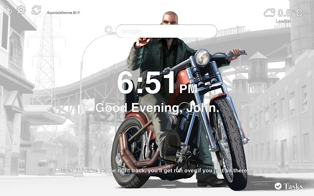 Grand Theft Auto IV Wallpapers New Tab
