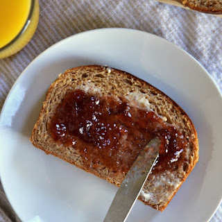 Soft Whole Wheat Sandwich Bread
