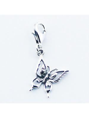 Fjäril silverberlock