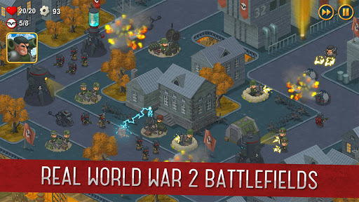 World War 2: Offline Strategy apkpoly screenshots 4