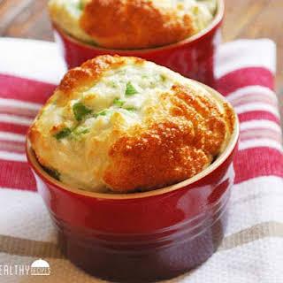 Egg White Muffins.