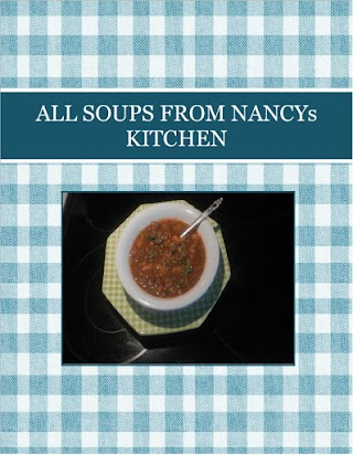 ALL  SOUPS  FROM   NANCYs KITCHEN