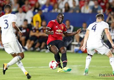 """Mourinho a apprécié: """"Lukaku a mieux joué que ceux qui ont marqué"""""""