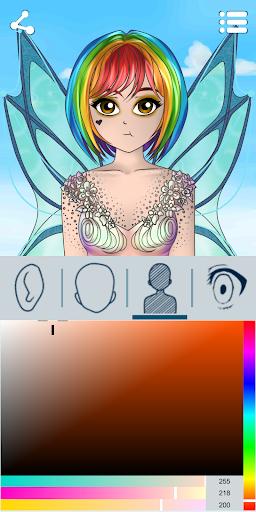 Avatar Maker: Anime screenshot 23