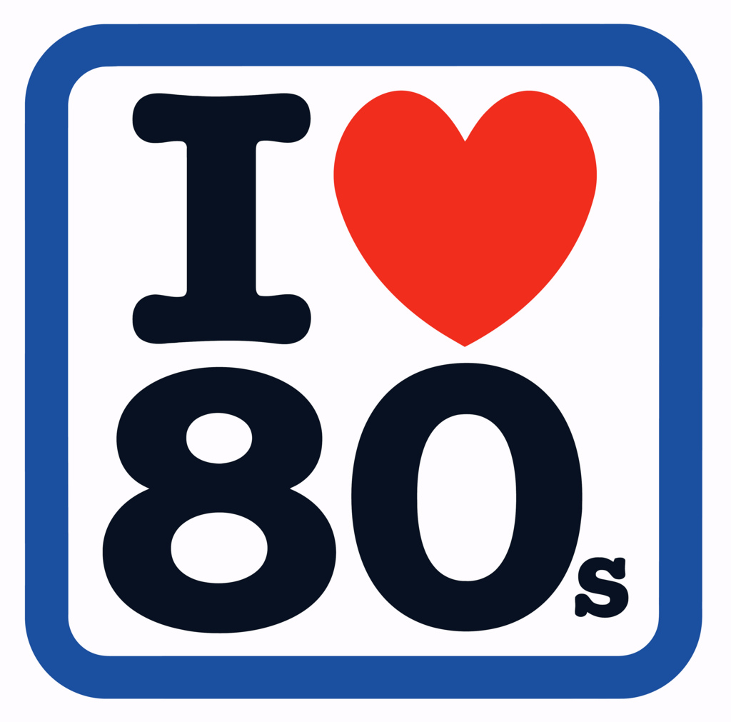 I ♥ 80s | Quentin Meulepas | Flickr