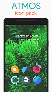ATMOS Icon Pack (Beta) Screenshot