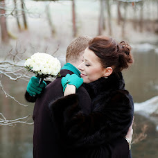 Wedding photographer Yuriy Khot (AnnaYuriy). Photo of 12.02.2013