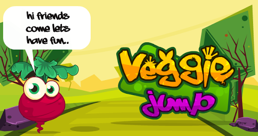 Veggie Jump 1.0.5 screenshots 2