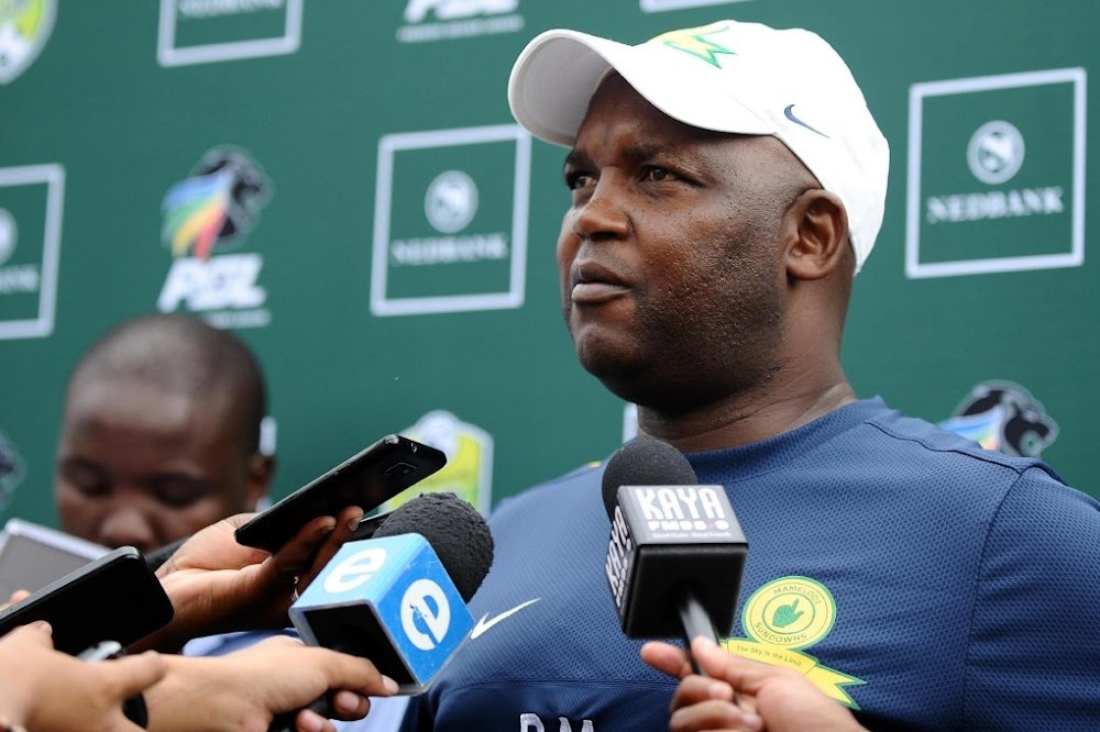 Pitso Mosimane says he is not losing any sleep over Kaizer Chiefs