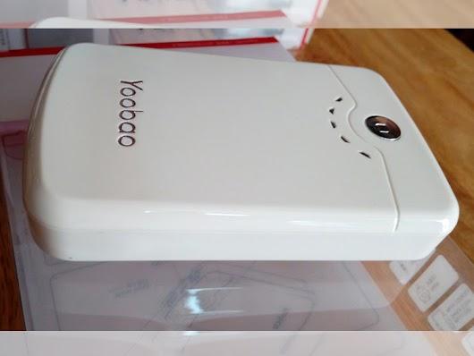 Phụ kiện Máy tính bảng iPad Samsung --- Pin dự phòng cao cấp YOOBAO - 2