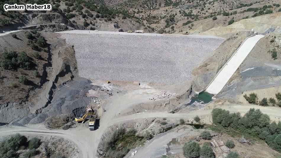 Çankırı Şabanözü Kutluşar Barajı haber 18