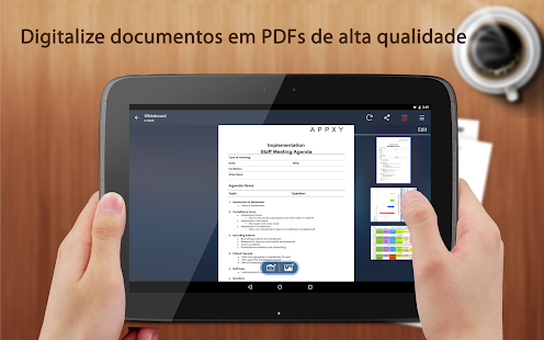 Tiny Scanner : Scan Doc to PDF: miniatura da captura de tela