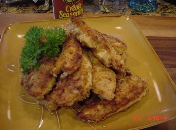 SERVE THE CHICKEN Here is how it should look!  Enjoy!