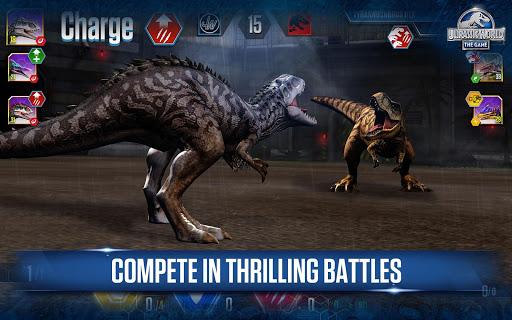 Jurassic Worldu2122: The Game 1.45.1 Screenshots 8