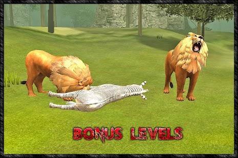 Jungle Animals Hunting 2016 screenshot