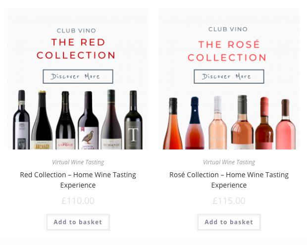 club vino covid wine tasting