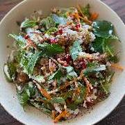 Cauliflower Shawarma Salad